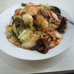 普天河 - 中華丼