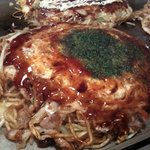 4047454 - 「肉・玉子の広島風お好み焼き」 800円