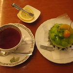 4047905 - 2010.5 紅茶&メロンの森