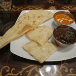 Annam Indian Restaurannt アナム本格インド料理 - マトンカレー/バターチキンカレー