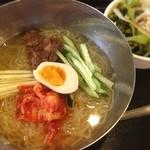日本焼肉党 浅草橋東口店 - 冷麺ランチ
