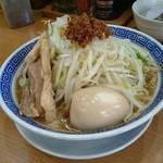 鳳神角ふじ - 並+味玉