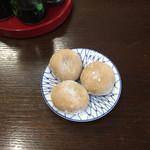 力餅  - 料理写真: