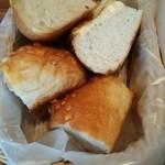 ハート ブレッド アンティーク - 料理写真:とろりんチーズフランス