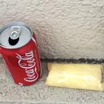 ケーキサロン ハマヤ - ドリンク写真:オレンジクレープ(130円)