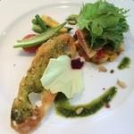 40479005 - 前菜・季節野菜の一皿