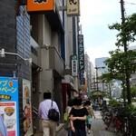 虎穴 - 最寄り駅(馬喰町駅)