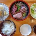 土浦魚市場 - マグロ食べ放題