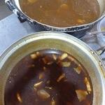 土浦魚市場 - 大鍋のおかず
