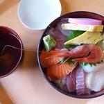土浦魚市場 - 海鮮丼