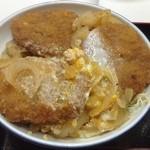 創庵 - 小龍くずし特製カツ丼