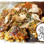 六本木お好み焼き・鉄板焼き とんちゃん - 豚玉