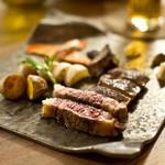 ブロカント - びえい和牛ランプステーキ