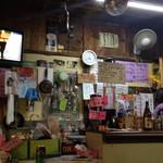 モラ・カフェ - 店内