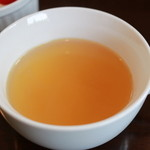 アイカフェ - とある日のAランチ(cafeご飯)スープ