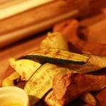 オイノス 野毛 - お野菜の炭火焼き