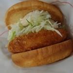 モスバーガー - 海老カツバーガー」
