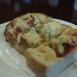 エンリコ - ピザトースト