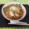 え~こや 八福神 - 料理写真:とびうおラーメン(H27.7.20)
