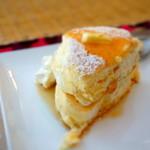 40485401 - リコッタチーズのパンケーキ(1,200円)