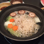 40486168 - しゃぶしゃぶ 野菜