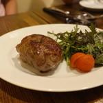 40486958 - 第28代ゴロゴロお肉のノードロッソハンバーグ