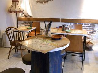 クンセイ ラバー フーモ - フツーのテーブル8~10席 ハイテーブル2卓☆♪