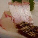 瀬戸内料理 喜久本店 - おでん刺身定食