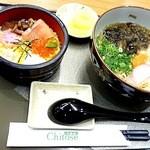 40487491 - (2015・6)にゅうめん定食(温)¥1230