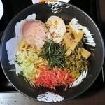 麺屋 ZETTON - まぜそば¥750