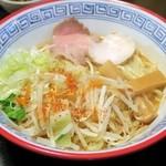 麺屋 ZETTON - みそまぜ¥750