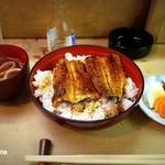 Kawayodo - 2015.8 特上丼定食2,700円