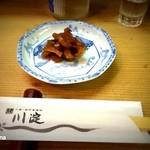 Kawayodo - 2015.8 サービスの奈良漬け