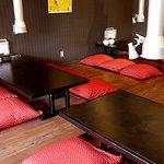 ぶー豚 - 宴会座敷は最大30名様まで入ることができます☆テーブル席では18名様までの宴会ができるお店になっております!!