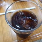 渡邊ベーカリー - アイスコーヒー