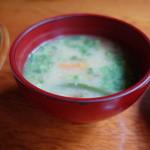 ポロシリ - 野菜汁