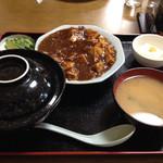 40492521 - 麻婆豆腐定食¥800
