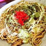 味里 - 料理写真:焼きそば大¥520!