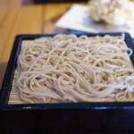 浅見製麺所 - 料理写真:外二(外二割)