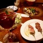 charcoalgrill勝男 - 串焼きとサングリア