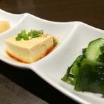 くるみ屋dining - 前菜