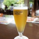 田沢湖 ビールブルワリーレストラン - ピルスナー・・ワールドビアアワード2014世界一獲得!!