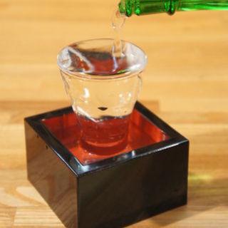 日本人に生まれてよかった!日本酒の旨さを知る一夜に(^o^)