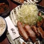 名代とんかつ かつくら - 2014/5/14