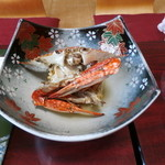 藍風亭 - 料理写真:渡りガニ