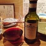 酒彩 大黒屋 - ミニ赤ワイン♪
