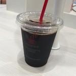 40499562 - アイスコーヒーS、324円です。