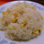 中国・中華料理 昌華楼 - エビチャーハン