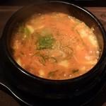 ぺごぱ - スンドゥブチゲ鍋