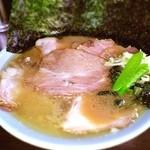ずいずい - チャーシュー麺